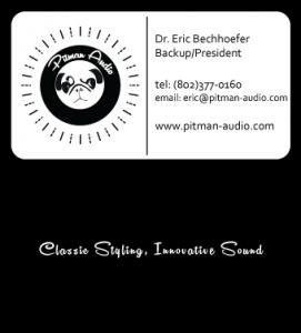 Pitman Audio